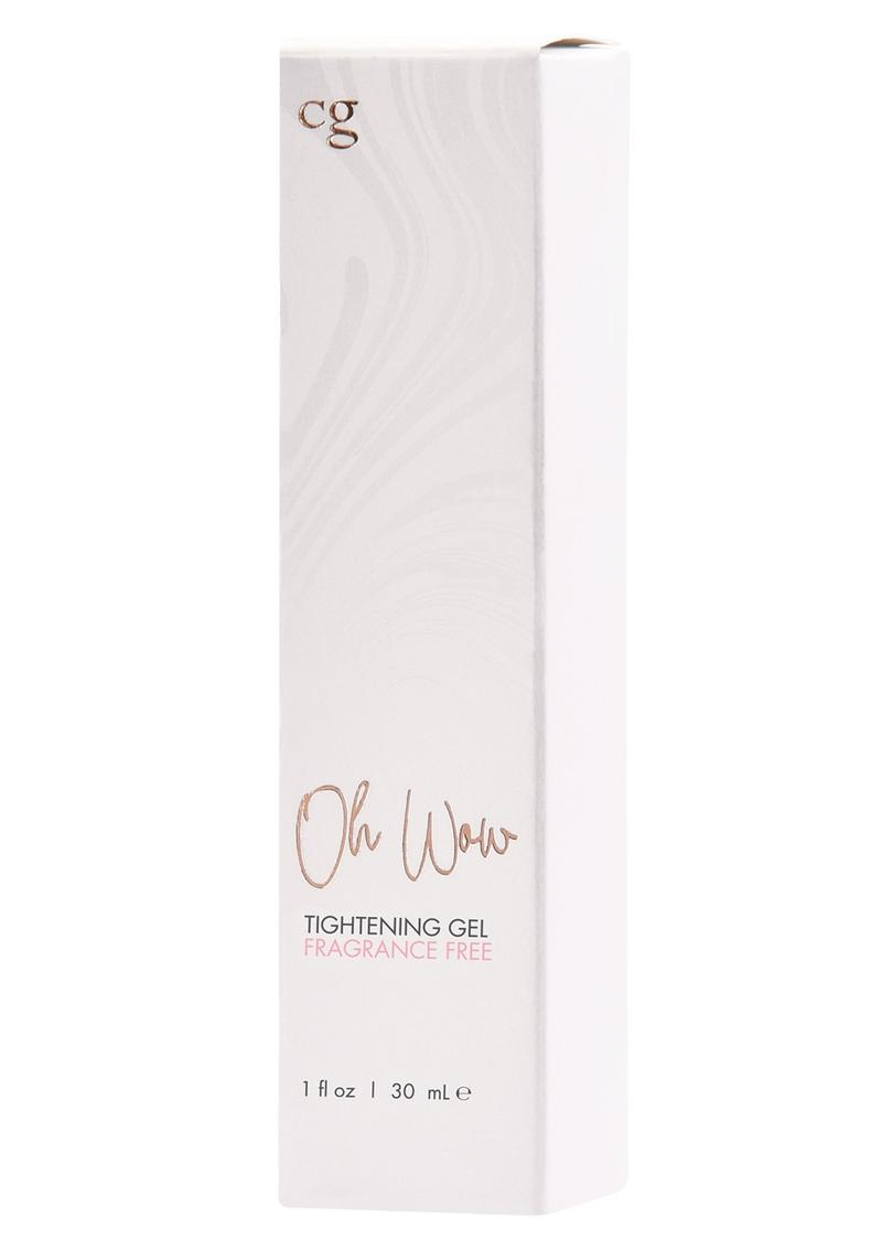CG Oh Wow Tightening Gel Au Natural 1 Ounce