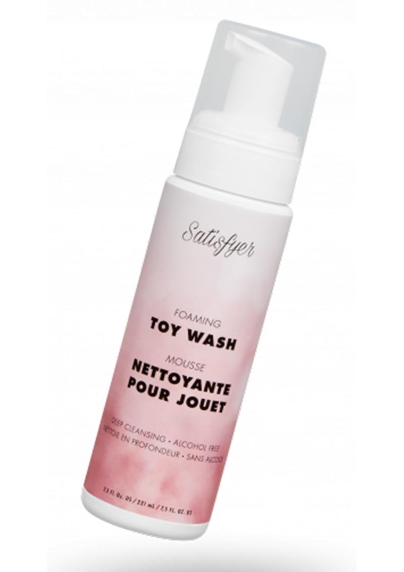 Satisfyer Women Foaming Toy Wash 7.5 Ounce