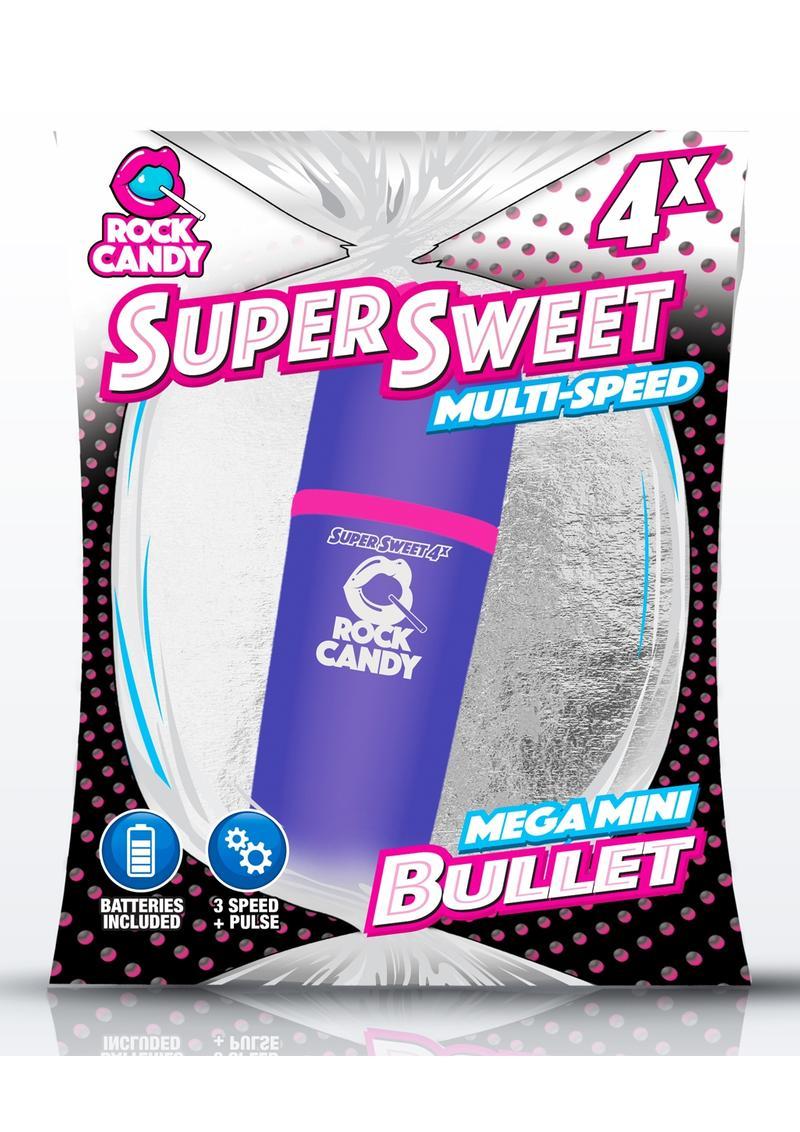 Rock Candy Super Sweet Bullets Purple