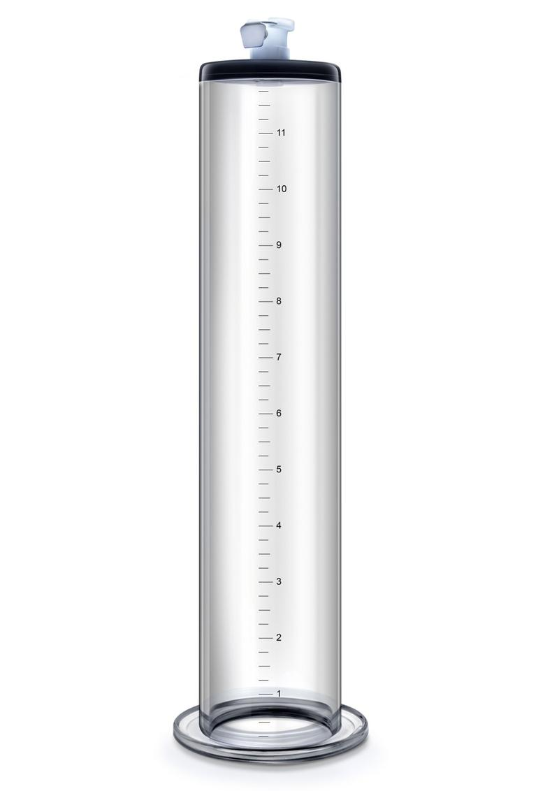 Performance Penis Pump Accessory Cylinder 12 x 2 Inch