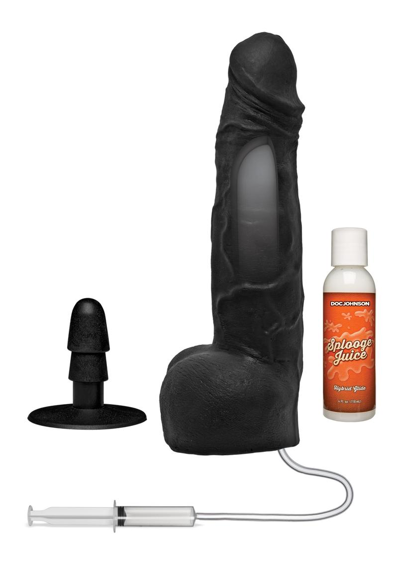 Kink Dual Dense Squirting Cumplay Cock Non Vibrating Squirting  Realistic Dong