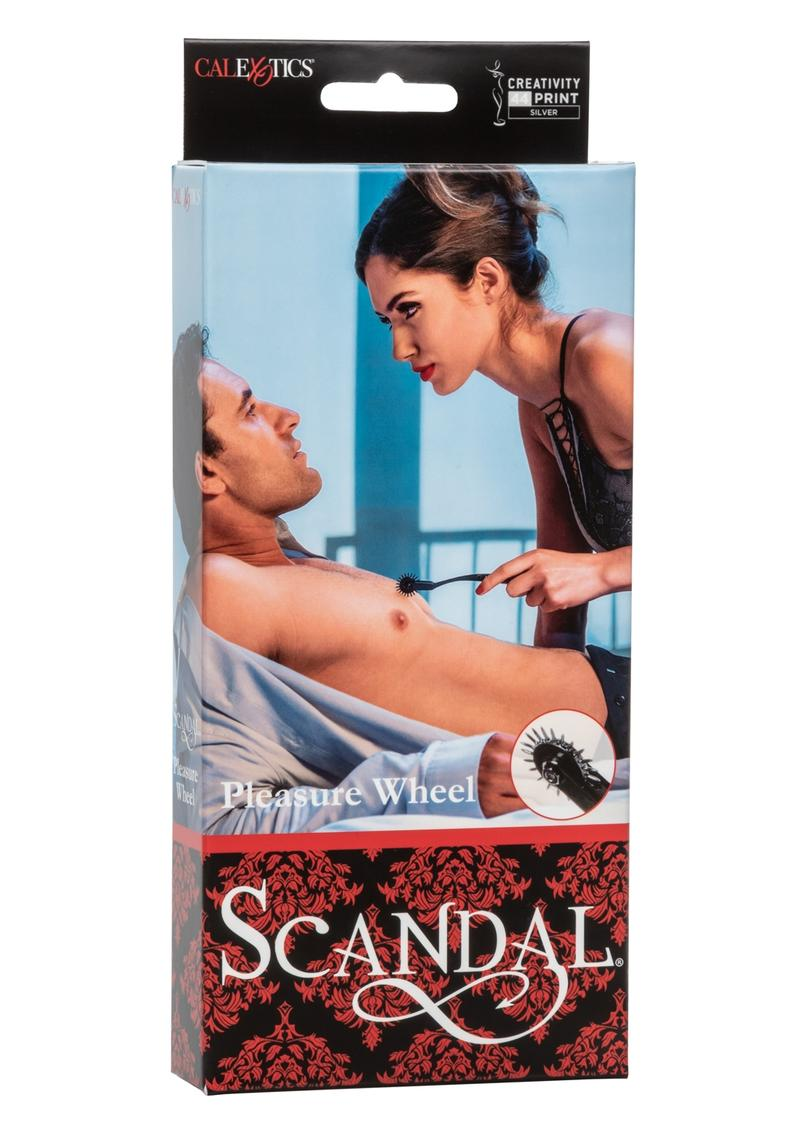 Scandal Pleasure Wheel Bondage-Fetish