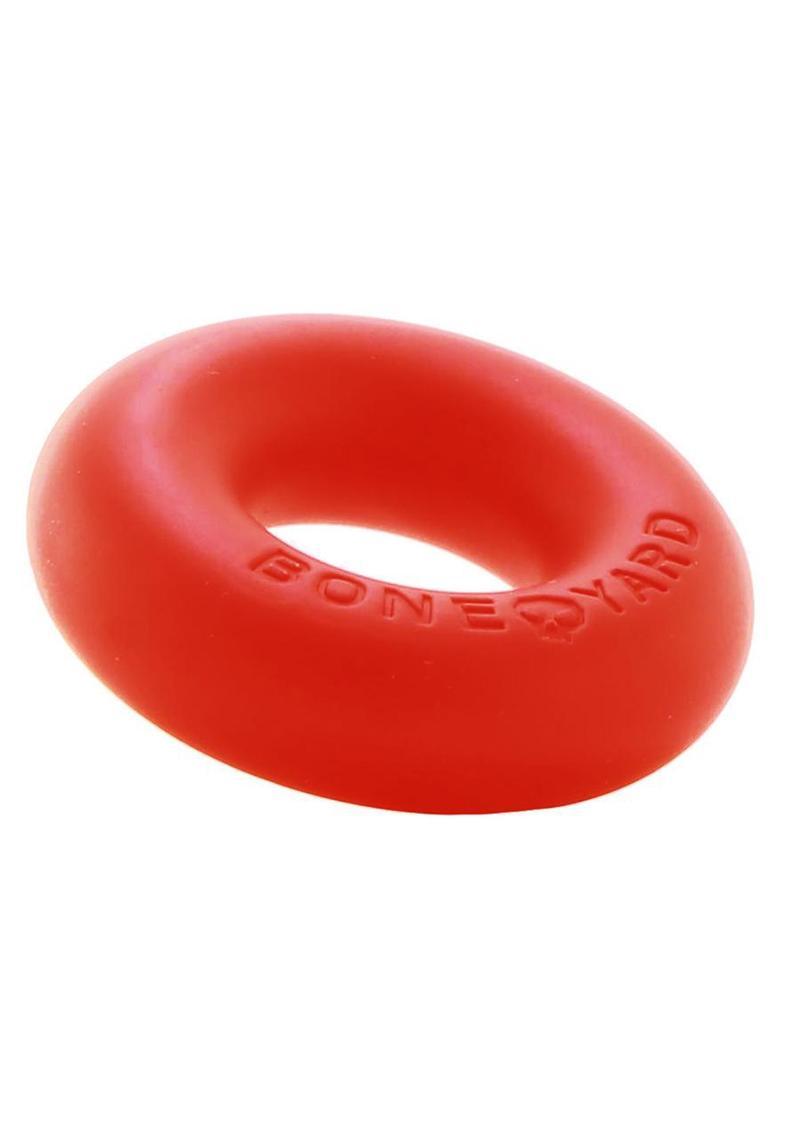 Boneyard Ultimate Silicone Ring Red