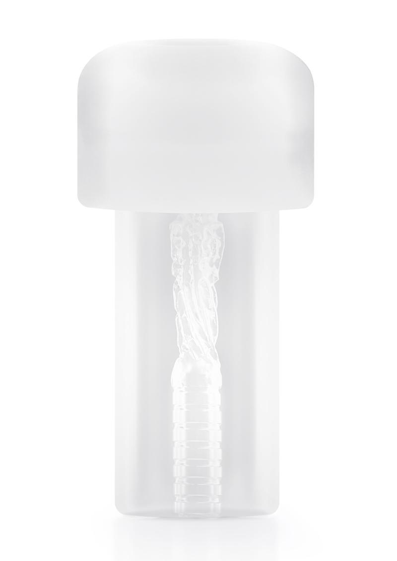 Performance Stroker Pump Sleeve Clear