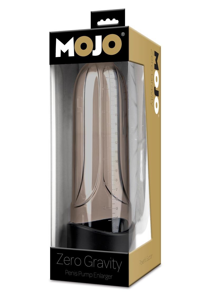 Mojo Zero Gravity Powerful Suction Penis Pump Waterproof
