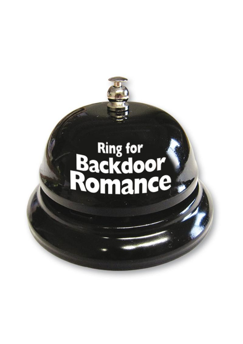 Ring For Backdoor Romance Bell Novelty Item Unisex
