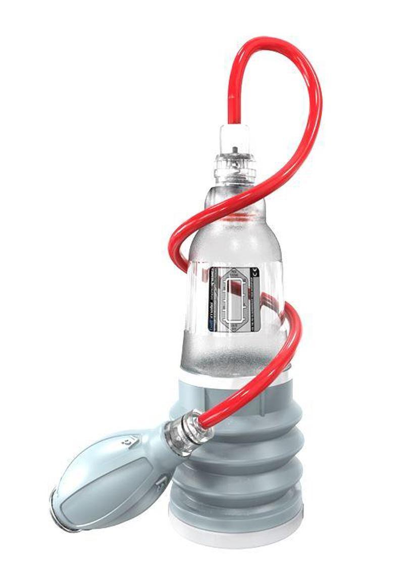 Bathmate Hydroxtreme3 Penis Pump Water Pump Kit Clear