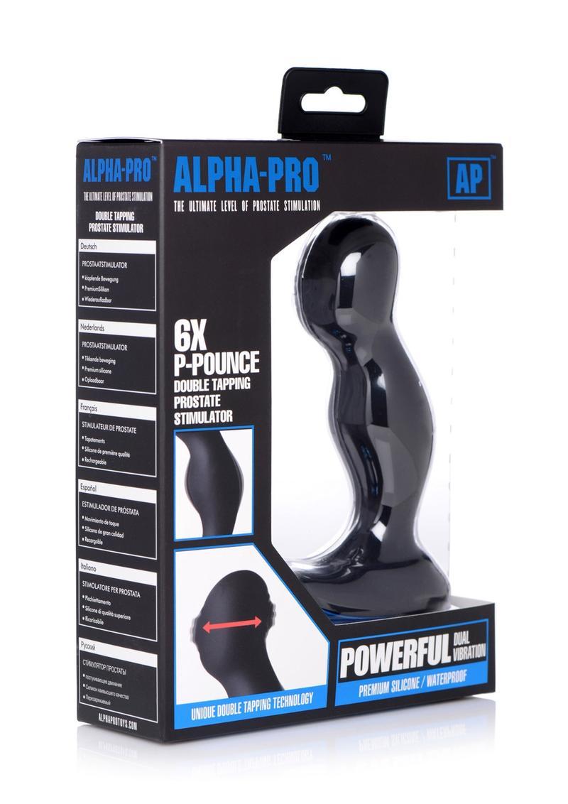 Alpha-Pro P-Pounce Prostate Stimulator