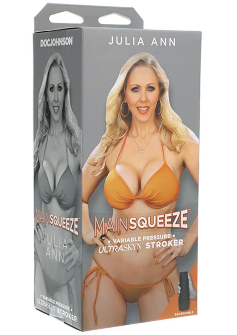 Main Squeeze Julia Ann Pussy Vanilla