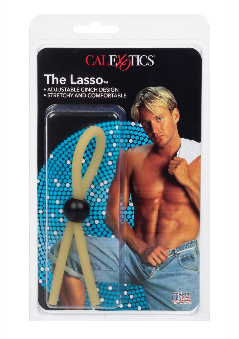 The Lasso Adjustable Cock Ring