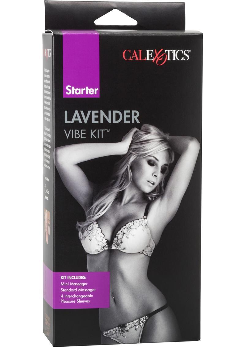 Starter Lavender Vibe Kit