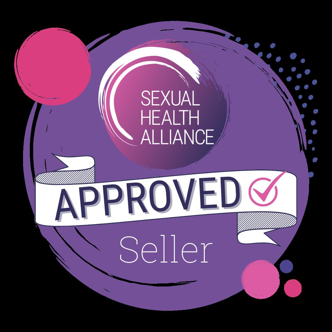 SHA Approved Seller Seal