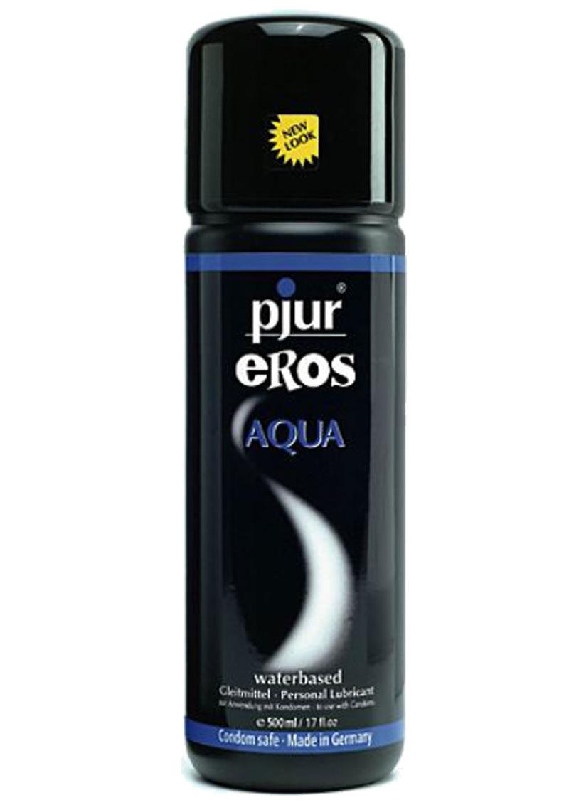Pjur Aqua Water Based Lubricant 17oz