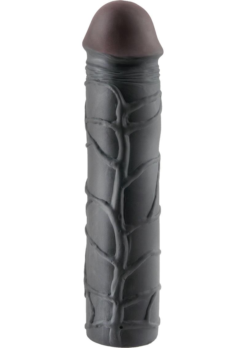 Fantasy Xtensions Mega 3 Inch Extension Sleeve Black 9 Inch