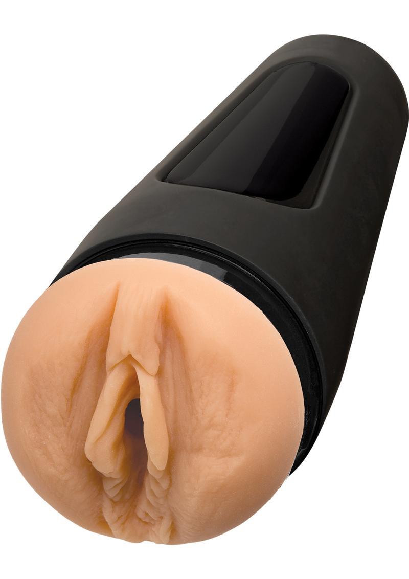 Main Squeeze Vicky Vette Ultraskyn Masturbator - Pussy - Vanilla