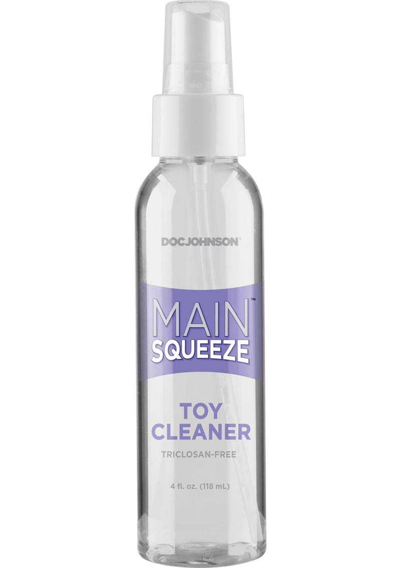 Main Squeeze Toy Cleaner 4oz