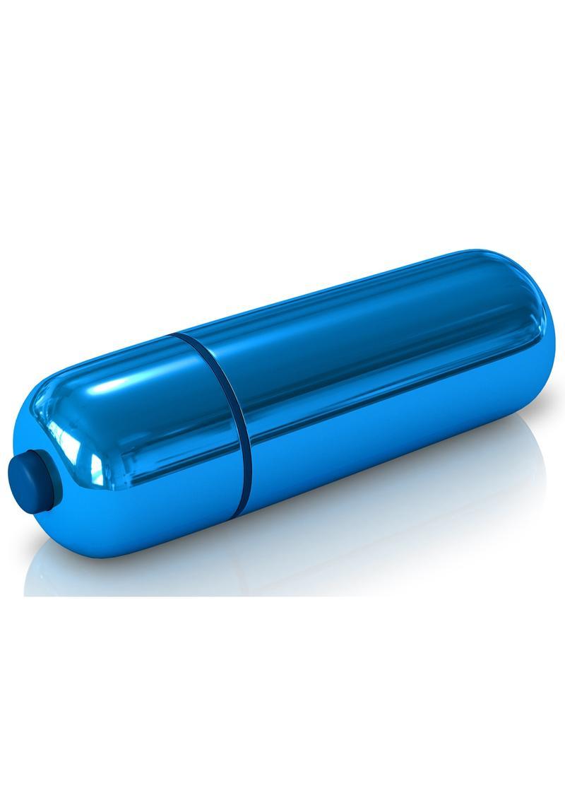 Classix Vibrating Pocket Bullet - Blue