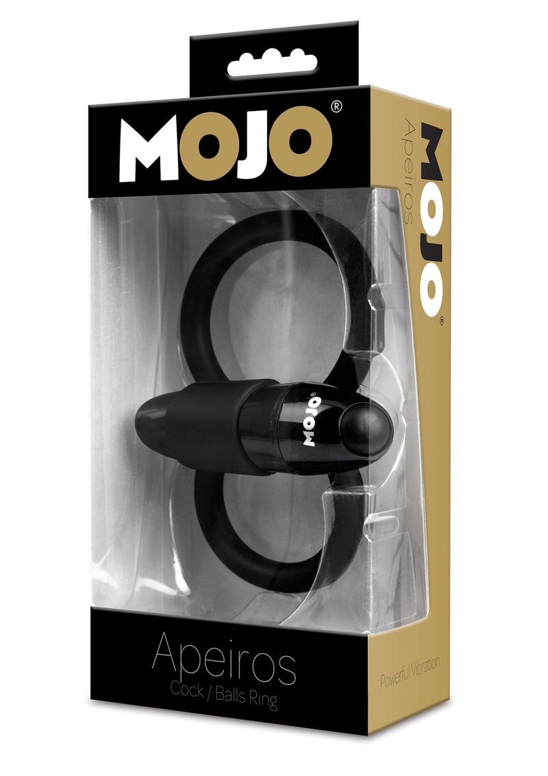 Mojo Apeiros Cock/Ball Ring Multi Function Silicone Waterproof