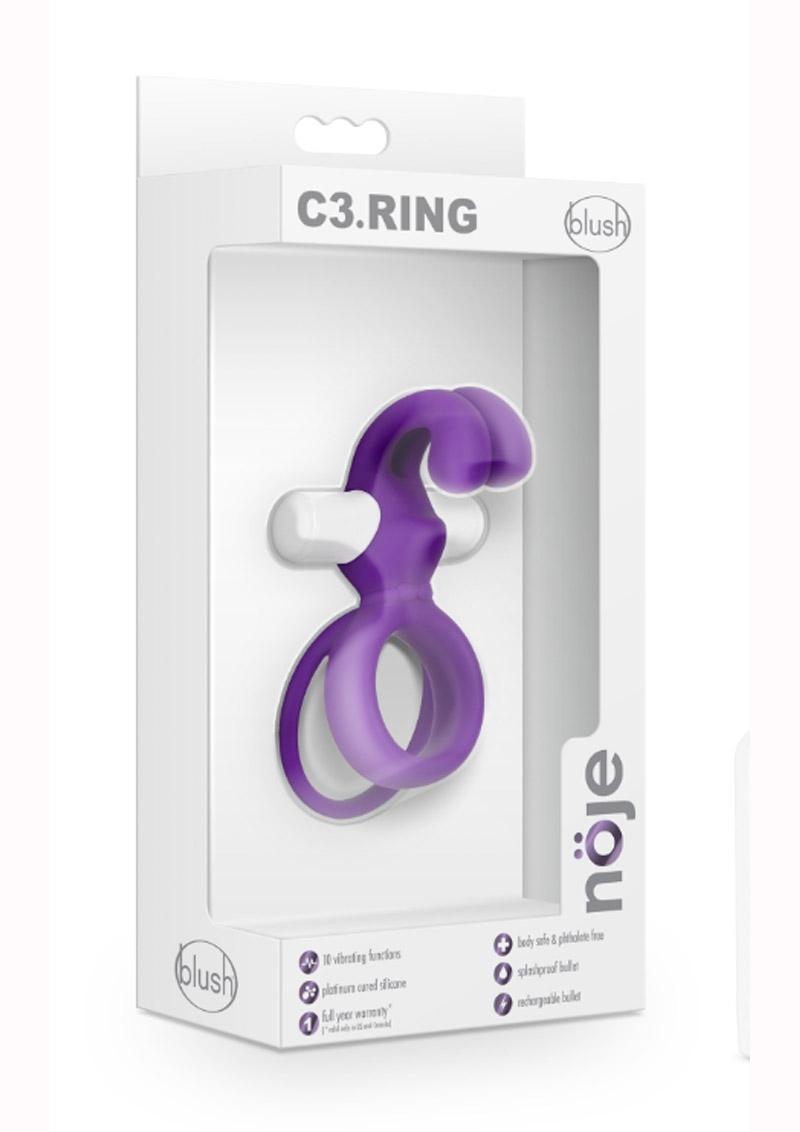 Noje C3 Cock Ring - Irus