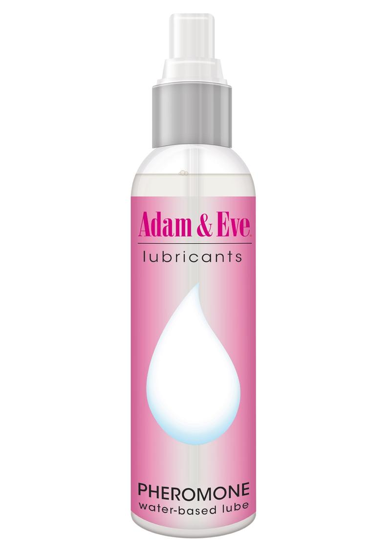 Aande Phermone Water Based Lube 4oz