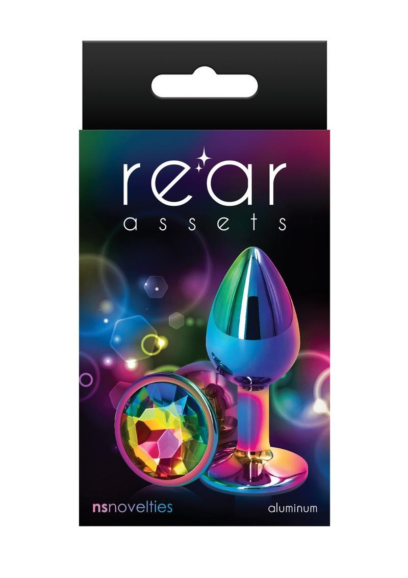 Rear Assets Multicolor Small Rainbow