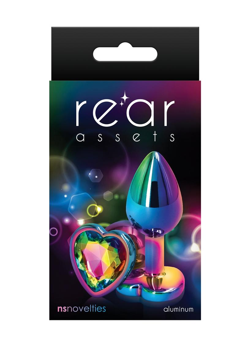 Rear Assets Multicolor Heart Small Rainb