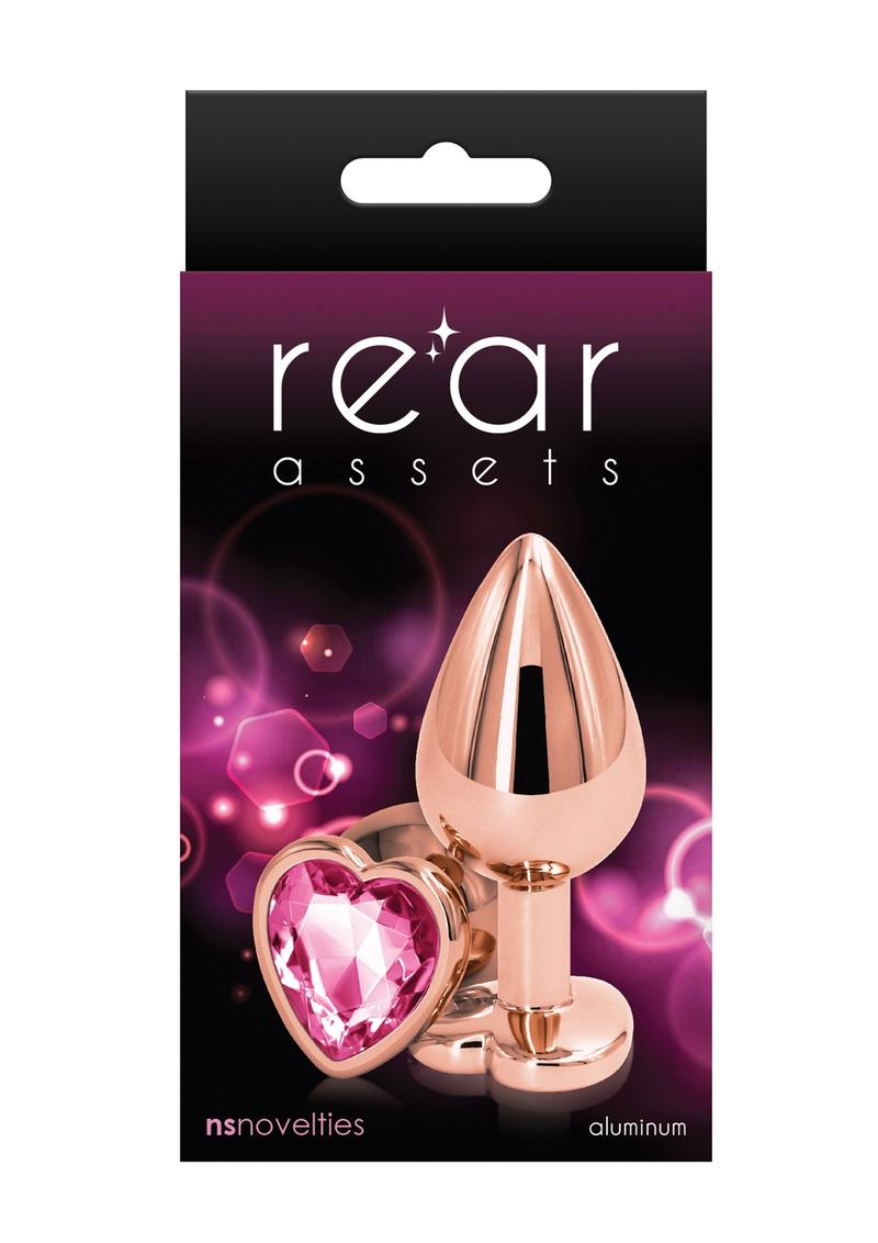 Rear Assets Rose Gold Heart Med Pink