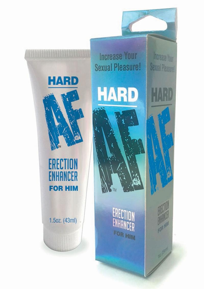 Hard AF Erection Enhancer Cream For Him 1.5oz