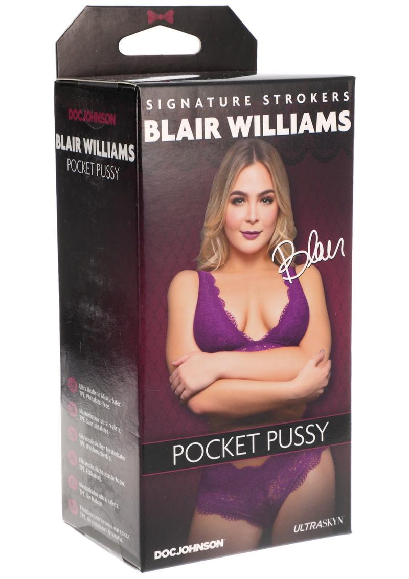 Blair Williams Pocket Pussy