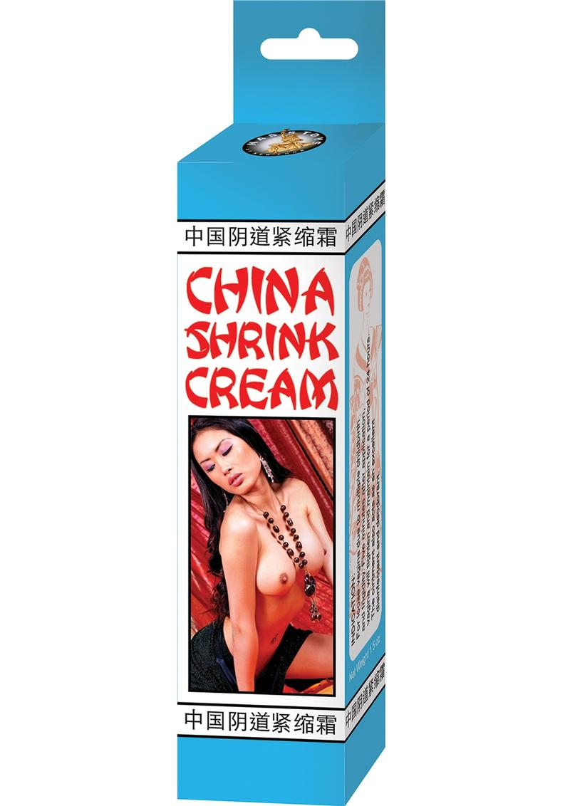 China Shrink Cream 1.5oz