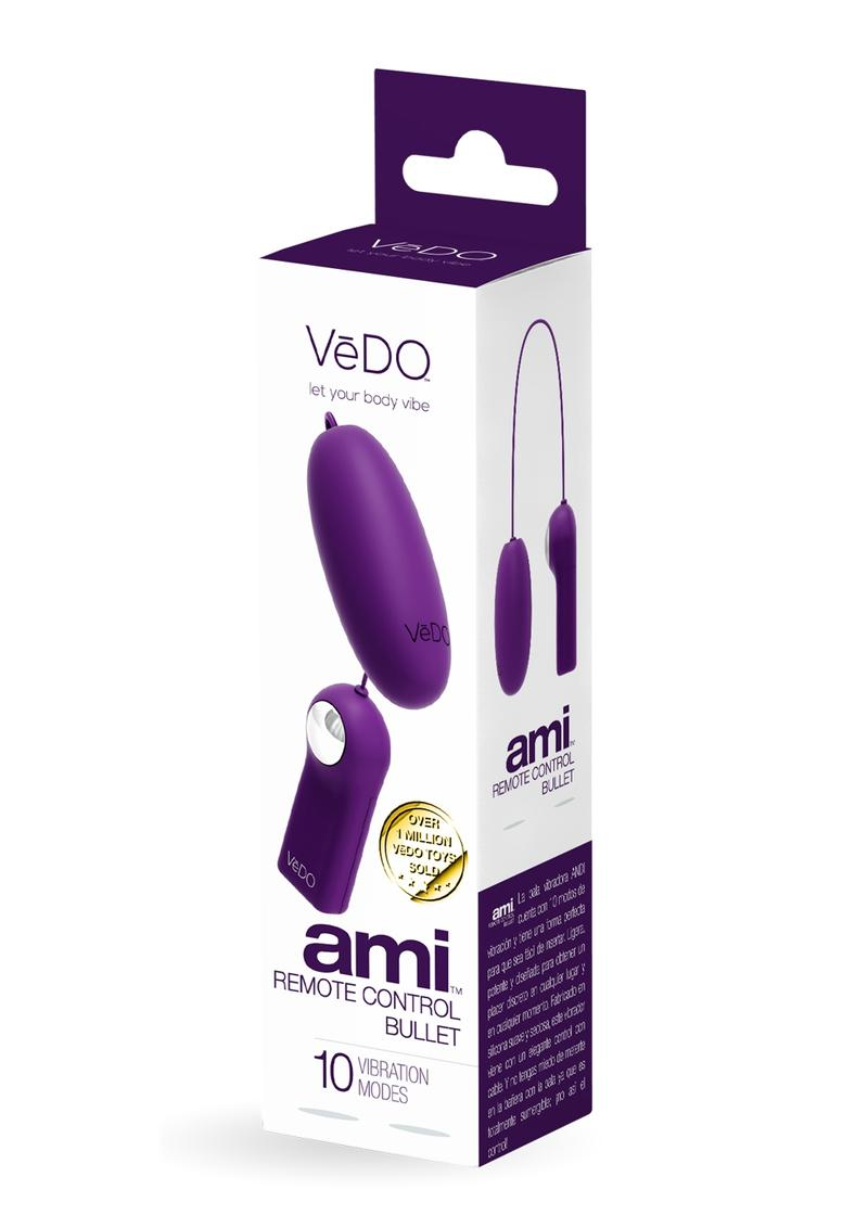 Ami Remote Control Bullet Deep Purple