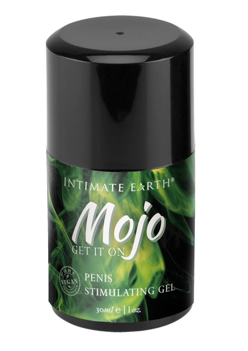 Mojo Niacin and Ginseng Penis Stim Gel 1oz