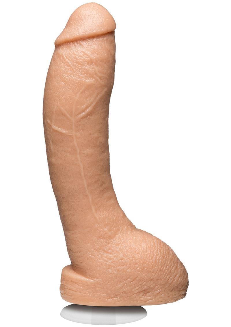 Signature Cocks Jeff Stryker Dildo 10in - Vanilla