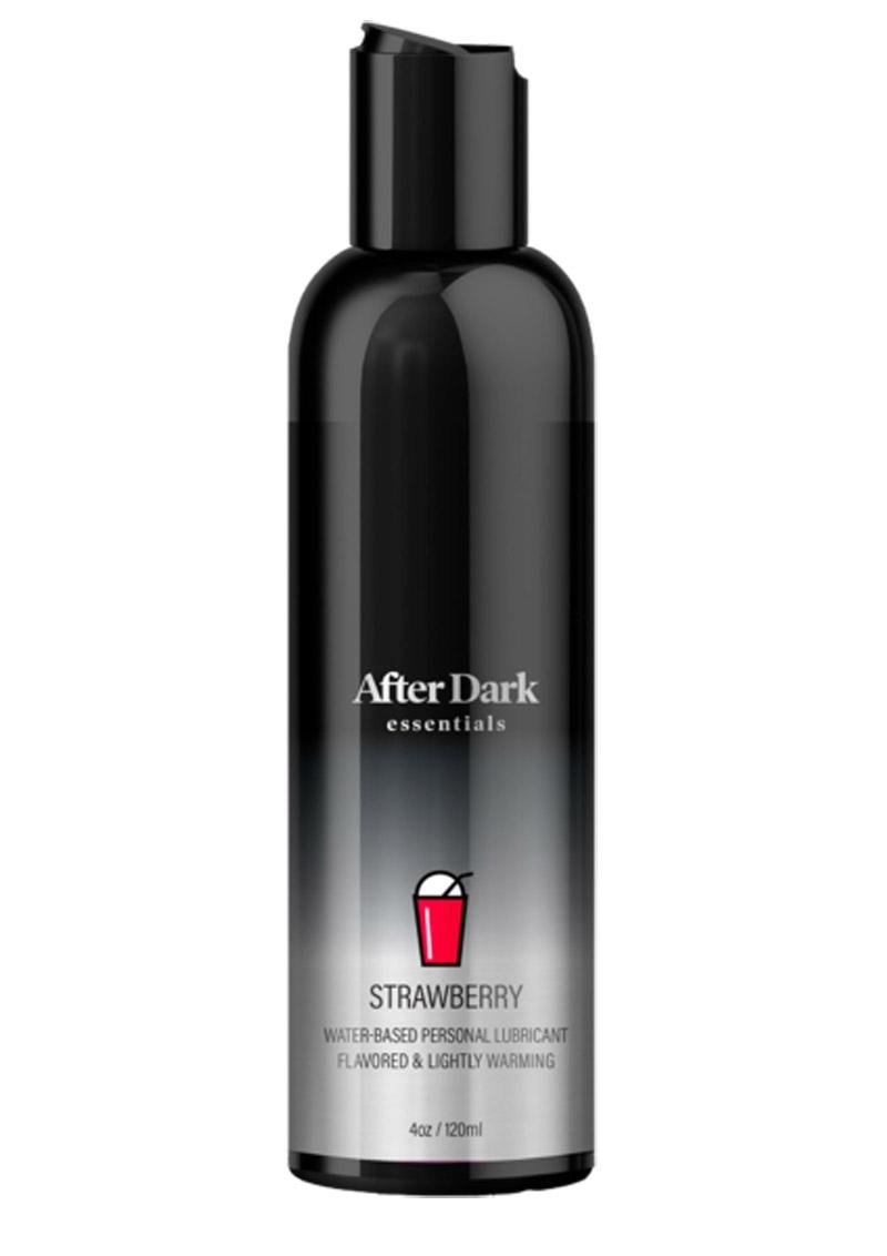Ade Water Lube 4oz Strawberry