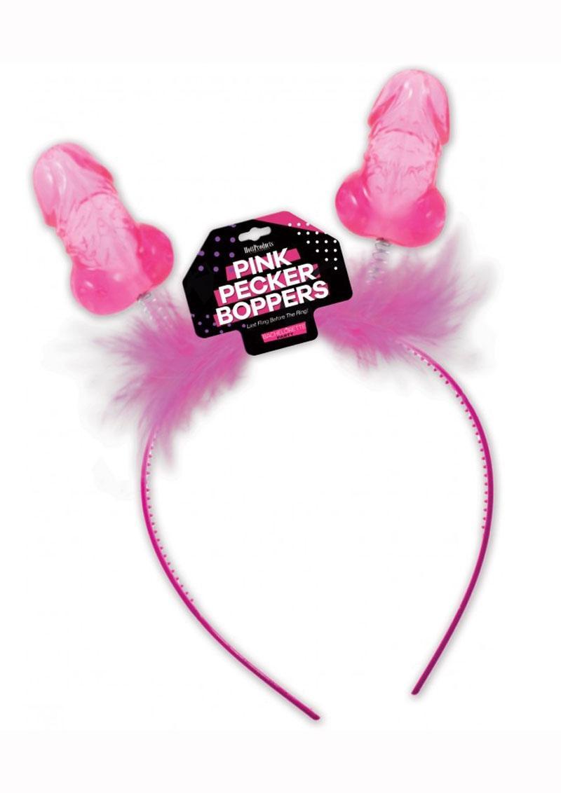 Pink Pecker Boppers