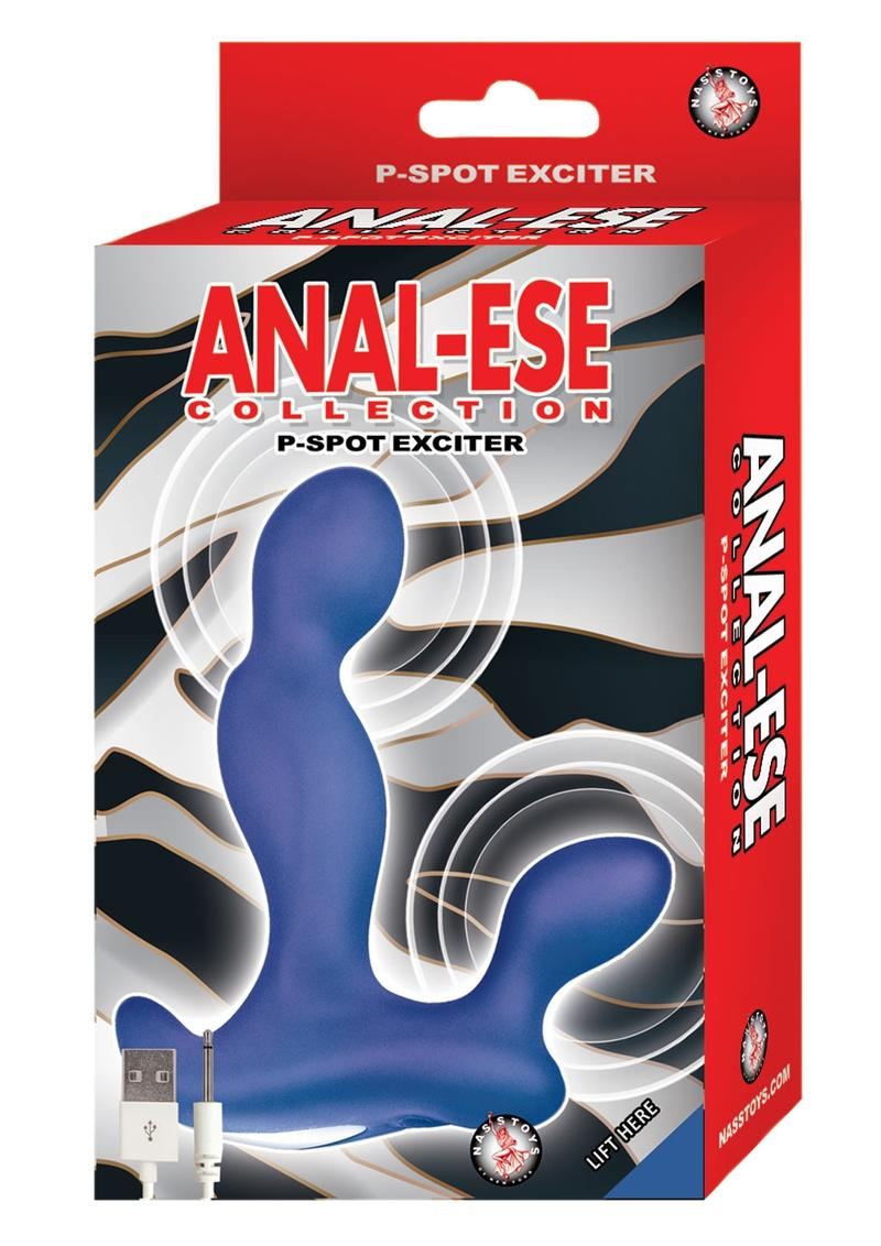 Anal Ese Coll Pspot Exciter Blue