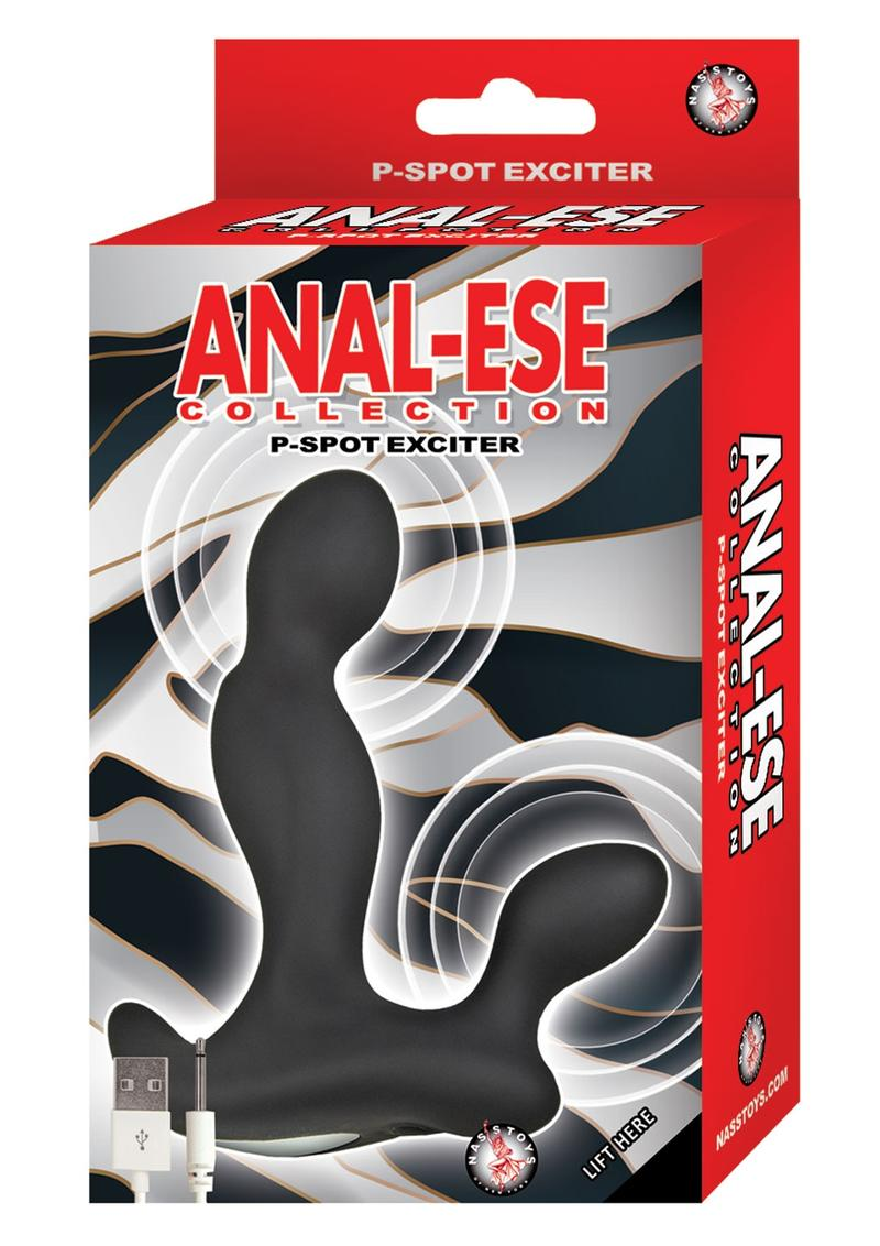 Anal Ese Coll Pspot Exciter Black