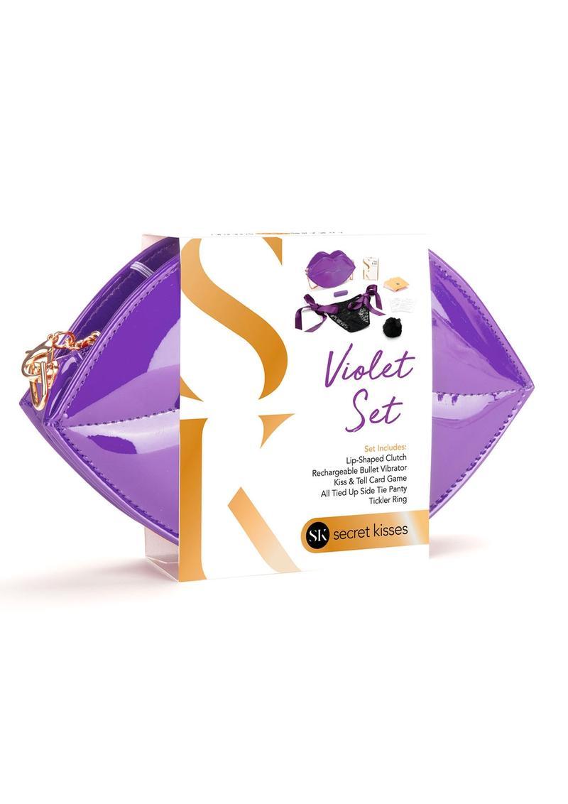 Secret Kisses Violet Set