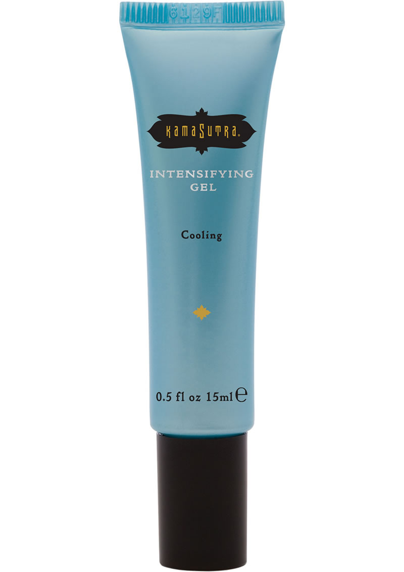 Kama Sutra Intensify Plus Arousal Gel Cooling 0.4oz
