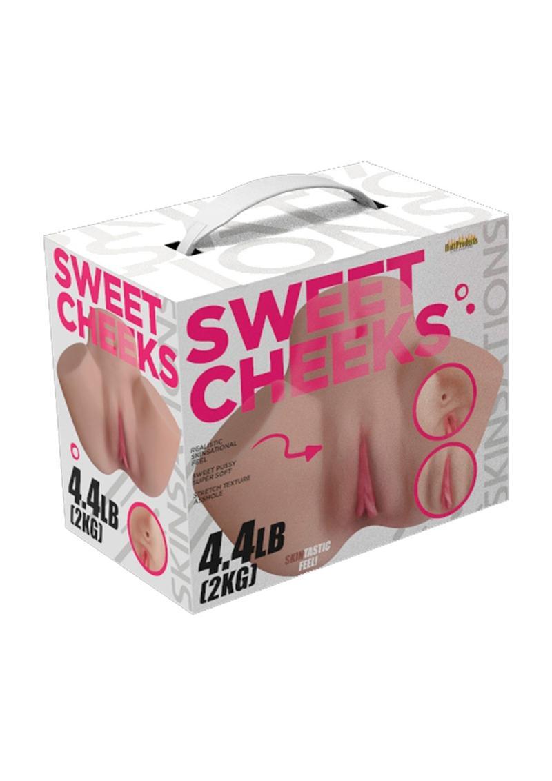 Skinsations Sweet Cheeks Body Masturbator - Vanilla