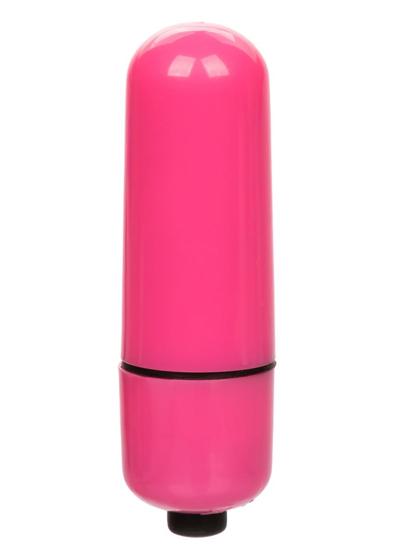 Foil Pack 3-Speed Bullet Vibrator - Pink