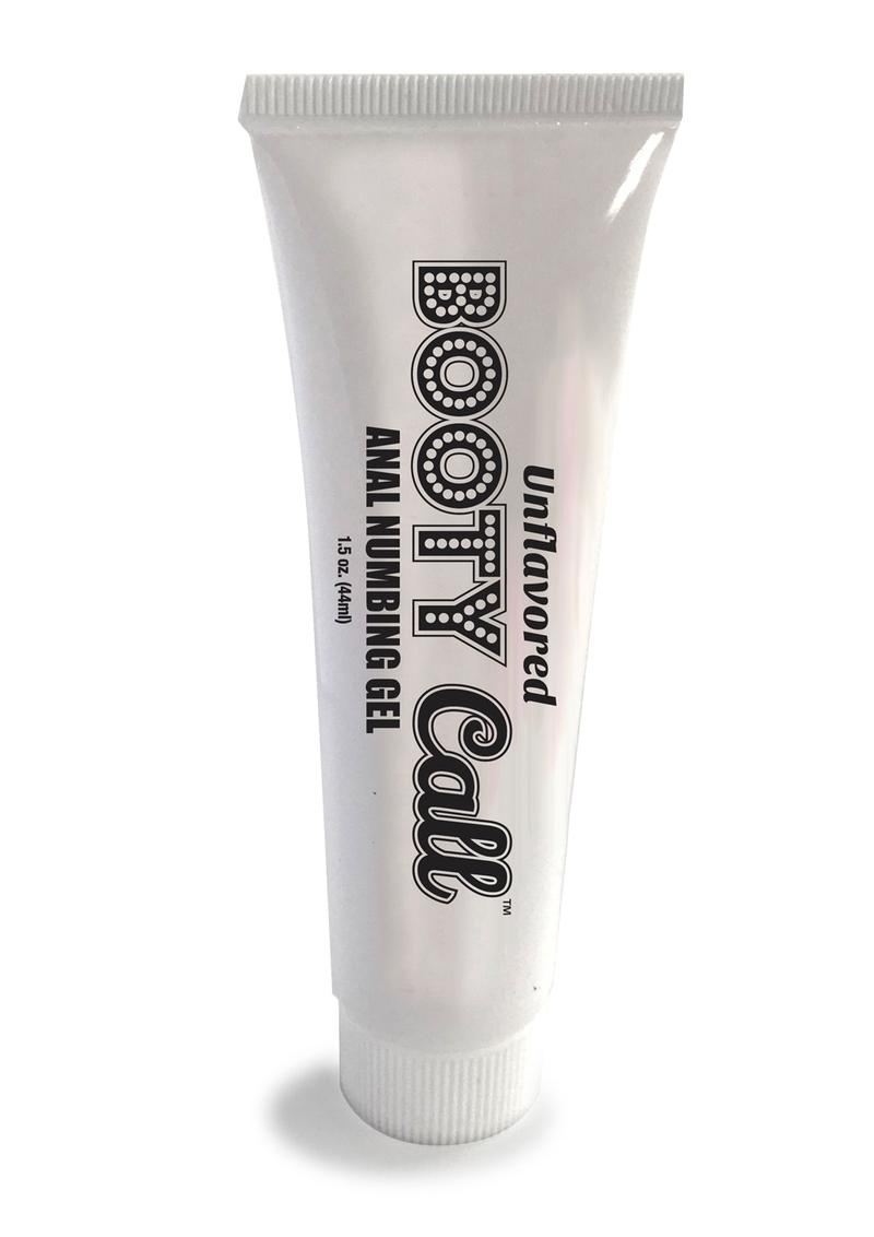 Booty Call Anal Numbing Gel Unflavored 1.5oz