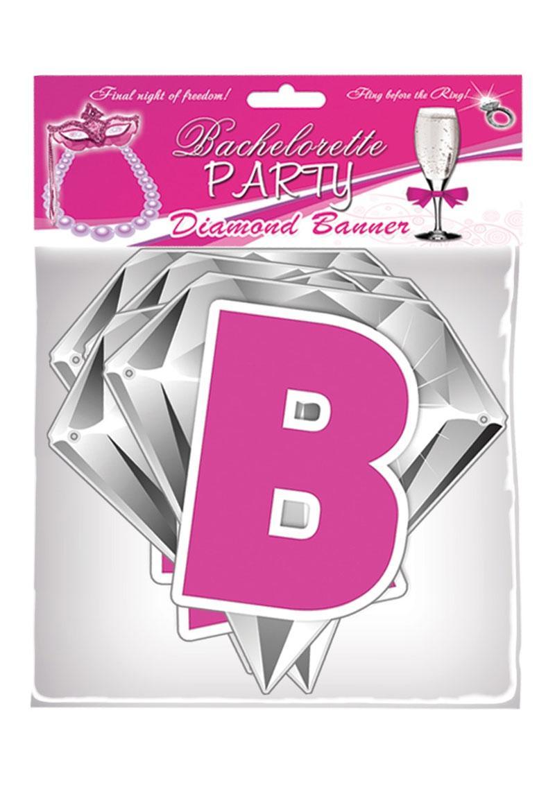 Diamond Party Banner
