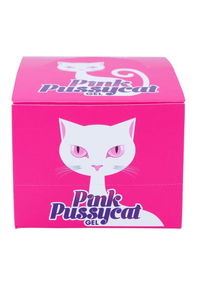 Pink Pussycat Gel 12 Each Per Display