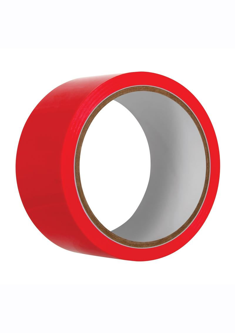 Bondage Tape 65ft - Red
