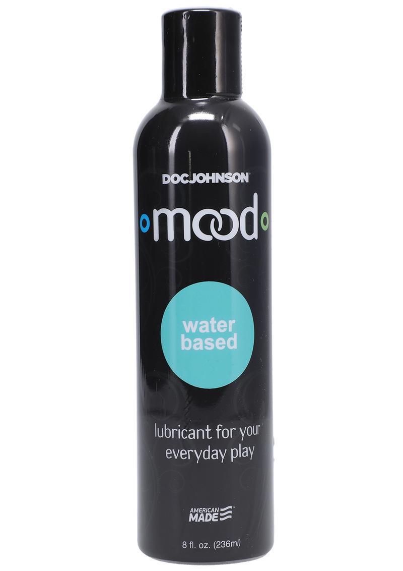 Mood Lube Water Based Lubricant 8oz