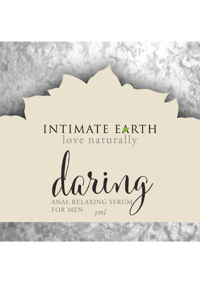 Intimate Earth Daring Anal Relaxing Serum For Men 3ml