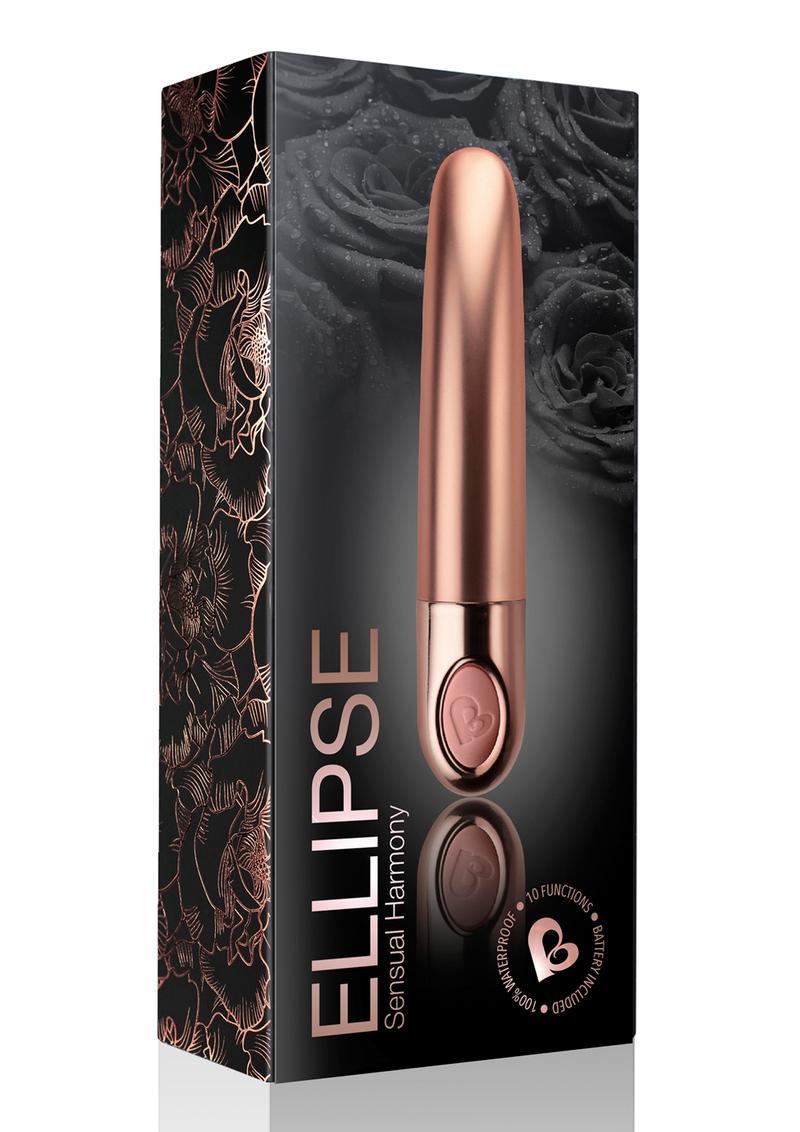 Ellipse Bullet - Rose Gold