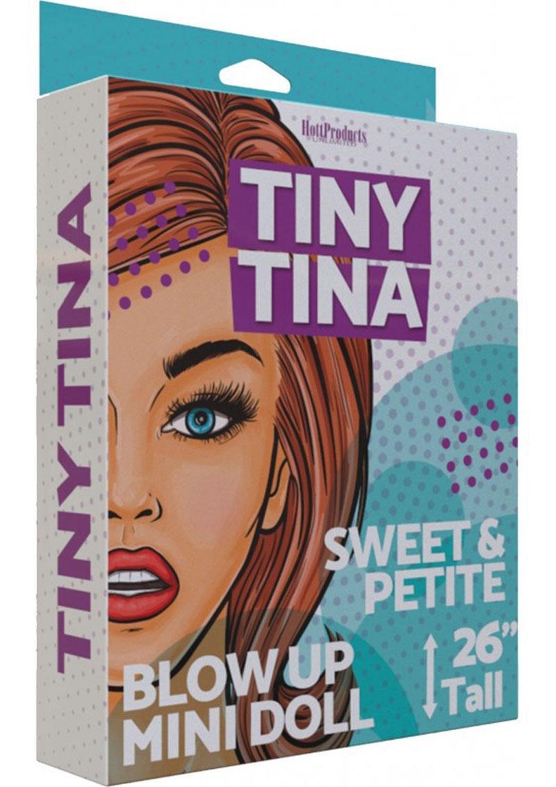 Tiny Tina Blow-Up Doll 2.2ft - Vanilla