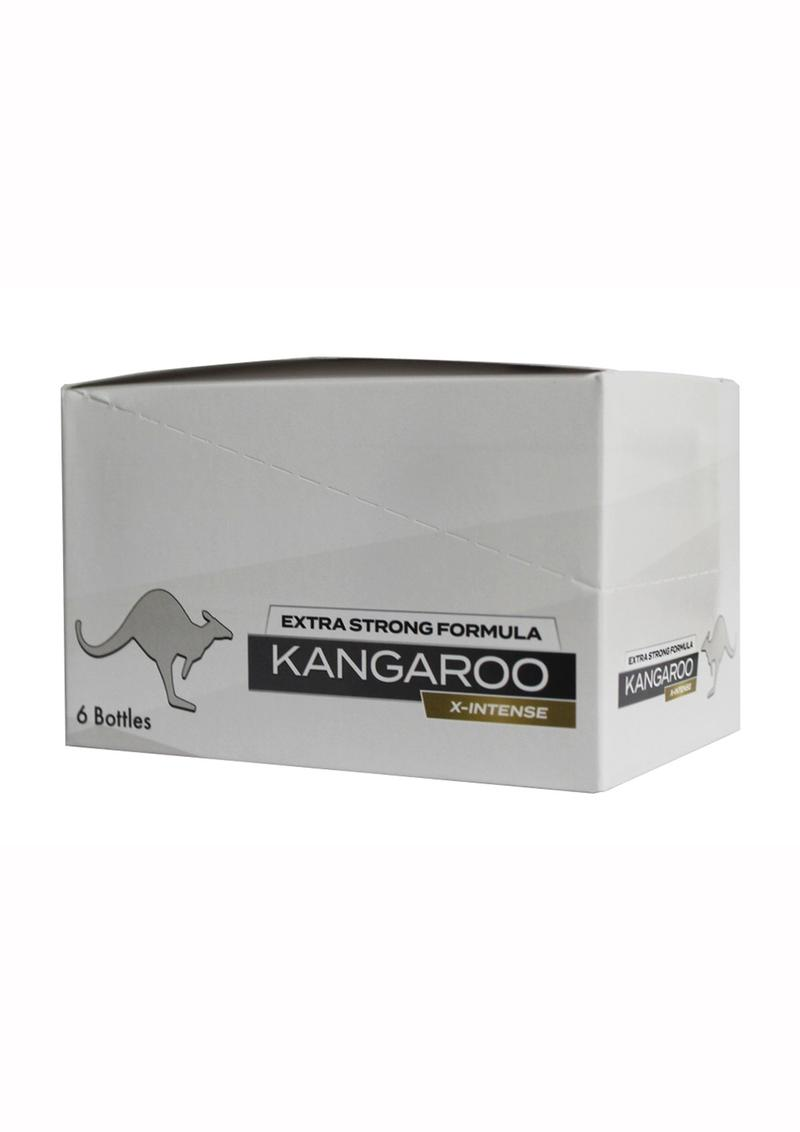 Kangaroo Extra Strong For Him Sexual Enhancement White (12 Count)